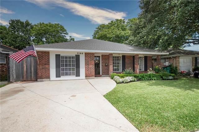 1144 E William David Parkway, Metairie, LA 70005 (MLS #2308715) :: Turner Real Estate Group