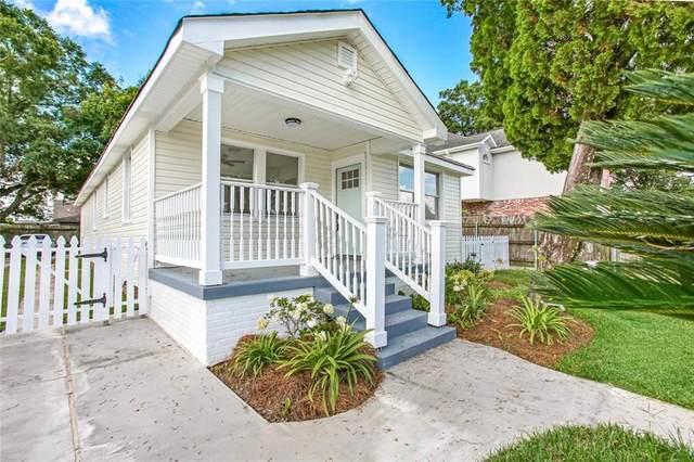 3838 Derbigny Street, Metairie, LA 70001 (MLS #2308785) :: United Properties