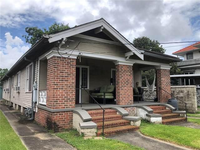 5318 20 S Liberty Street, New Orleans, LA 70115 (MLS #2308845) :: Satsuma Realtors