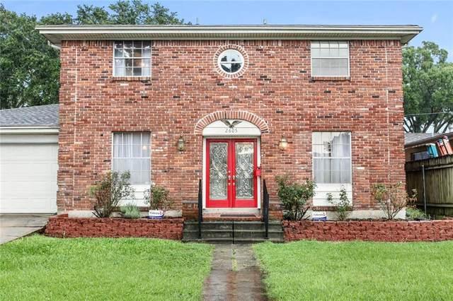 2605 Aleatha Street, Metairie, LA 70003 (MLS #2308866) :: Turner Real Estate Group
