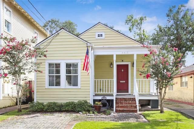 4415 Fontainebleau Drive, New Orleans, LA 70125 (MLS #2308912) :: Satsuma Realtors