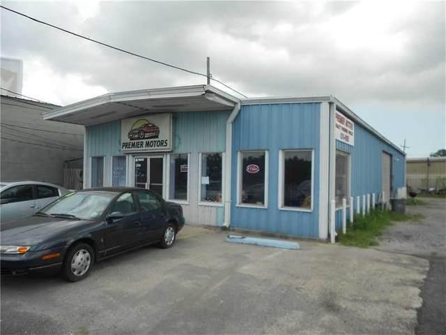 7411 W St. Bernard Highway, Arabi, LA 70032 (MLS #2308929) :: Reese & Co. Real Estate