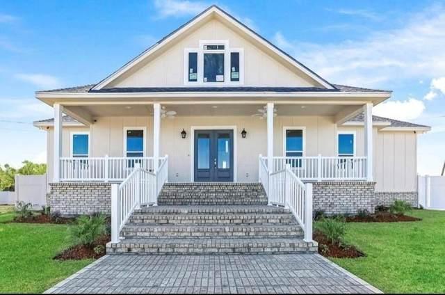 3837 N Kings Drive, Chalmette, LA 70043 (MLS #2309020) :: Turner Real Estate Group