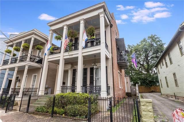 2026 Prytania Street C, New Orleans, LA 70130 (MLS #2309043) :: Reese & Co. Real Estate