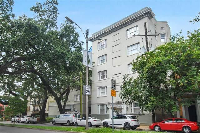 1436 Jackson Avenue 4C, New Orleans, LA 70130 (MLS #2309078) :: Reese & Co. Real Estate