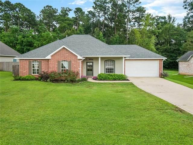 136 Golden Meadow Drive, Covington, LA 70433 (MLS #2309088) :: Turner Real Estate Group
