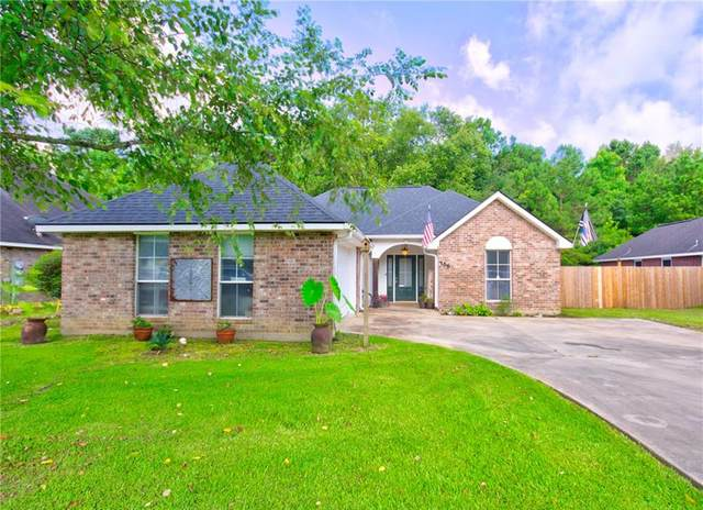 166 South Gate Drive, Ponchatoula, LA 70454 (MLS #2309124) :: Reese & Co. Real Estate