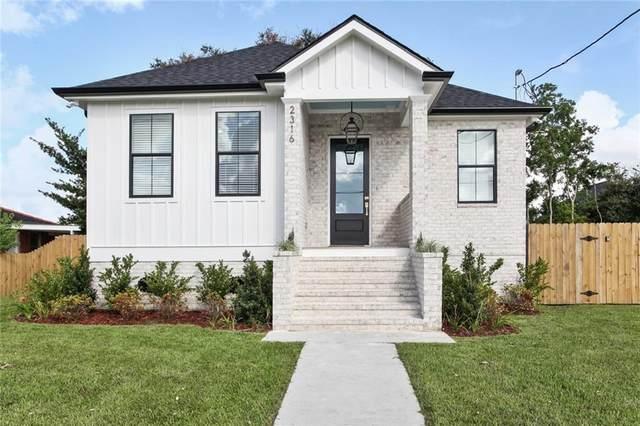 2316 Esteban Street, Arabi, LA 70032 (MLS #2309155) :: Robin Realty