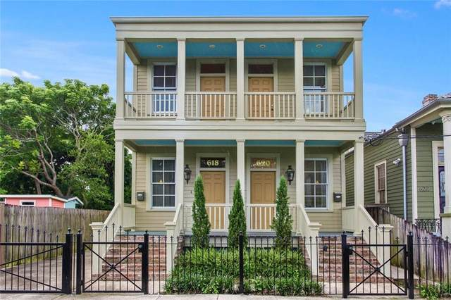 618-20 First Street, New Orleans, LA 70130 (MLS #2309167) :: Reese & Co. Real Estate