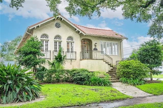 5976 Canal Boulevard, New Orleans, LA 70124 (MLS #2309192) :: United Properties