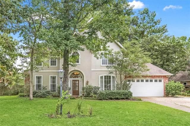 7110 Edgewater Drive, Mandeville, LA 70471 (MLS #2309200) :: Reese & Co. Real Estate