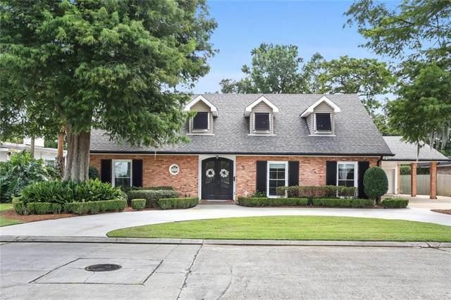 5 Fernwood Street, Gretna, LA 70056 (MLS #2309211) :: Turner Real Estate Group