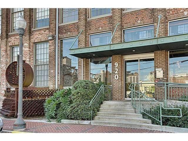 920 Poeyfarre Street #107, New Orleans, LA 70130 (MLS #2309212) :: Reese & Co. Real Estate
