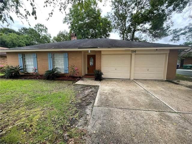 114 Rooks Drive, Slidell, LA 70458 (MLS #2309229) :: Turner Real Estate Group
