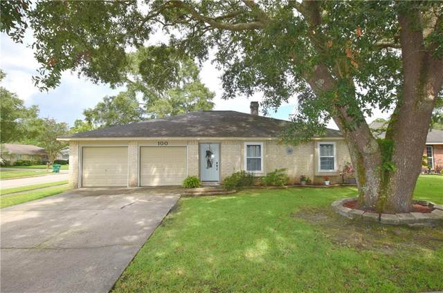 100 Marin Circle, Slidell, LA 70458 (MLS #2309292) :: Turner Real Estate Group