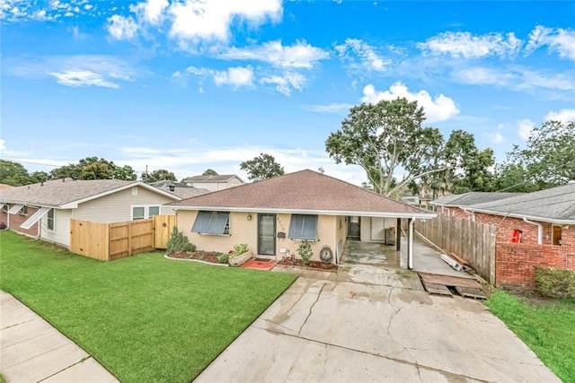 4710 Glendale Avenue, Metairie, LA 70006 (MLS #2309304) :: United Properties