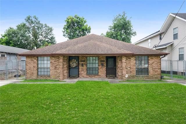 2708 10 Jasmine Street, New Orleans, LA 70122 (MLS #2309360) :: Reese & Co. Real Estate