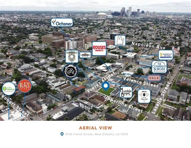 4730 Freret Street, New Orleans, LA 70115 (MLS #2309390) :: Satsuma Realtors