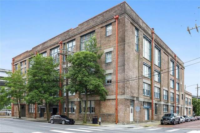 1111 S Peters Street #109, New Orleans, LA 70130 (MLS #2309510) :: Reese & Co. Real Estate