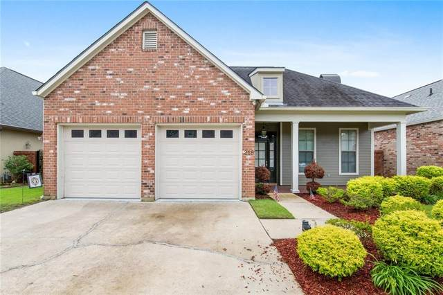 218 S Orchard Lane, Covington, LA 70433 (MLS #2309532) :: Turner Real Estate Group