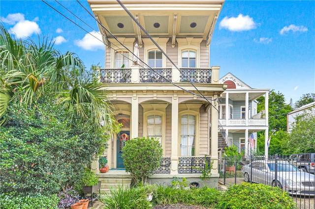 1525 Clio Street #3, New Orleans, LA 70130 (MLS #2309568) :: Reese & Co. Real Estate