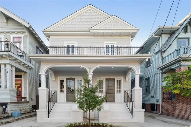 311 15 S Pierce Street, New Orleans, LA 70119 (MLS #2309605) :: Satsuma Realtors