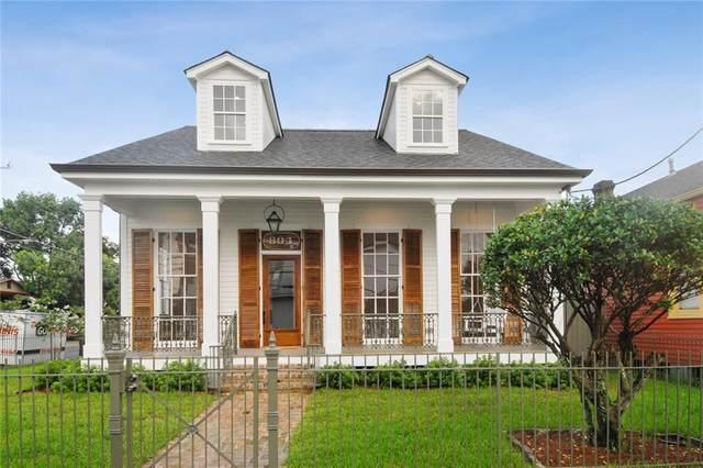 804 Lyons Street, New Orleans, LA 70115 (MLS #2309703) :: Reese & Co. Real Estate
