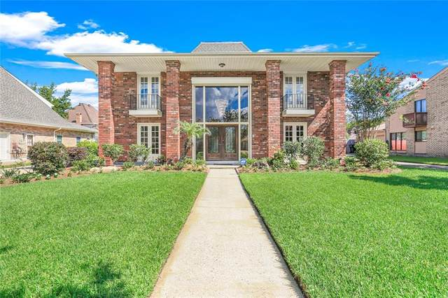 7 Chateau Trianon Drive, Kenner, LA 70065 (MLS #2309728) :: United Properties