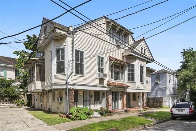 1410 16 Jena Street, New Orleans, LA 70115 (MLS #2309735) :: Nola Northshore Real Estate