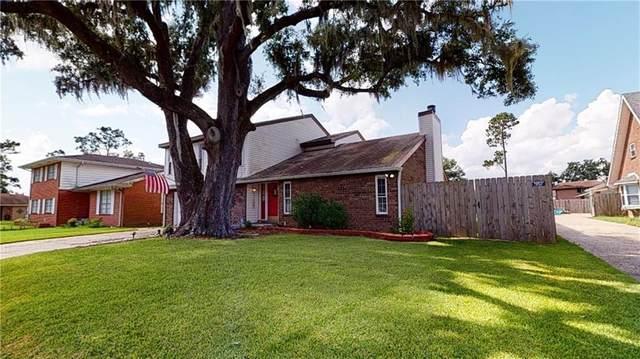 2820 Villa Drive, Marrero, LA 70072 (MLS #2309736) :: United Properties