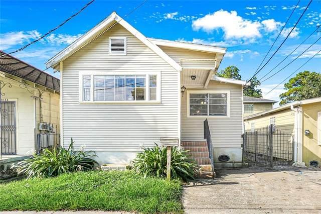 3150 N Johnson Street, New Orleans, LA 70117 (MLS #2309743) :: Turner Real Estate Group