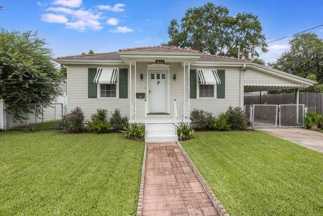 812 Cathy Avenue, Metairie, LA 70003 (MLS #2309785) :: Robin Realty