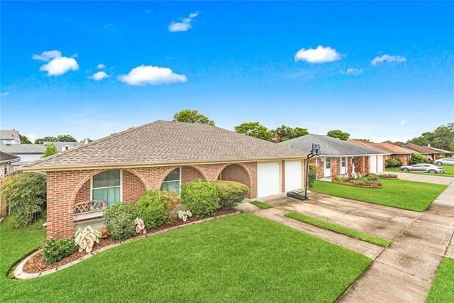 25 Schill Avenue, Kenner, LA 70065 (MLS #2309806) :: Robin Realty
