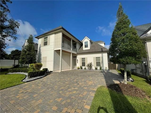 704 Bonnabel Boulevard, Metairie, LA 70005 (MLS #2309887) :: Reese & Co. Real Estate