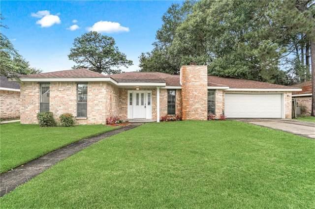 809 North Lake Caddo Court, Slidell, LA 70461 (MLS #2309894) :: United Properties