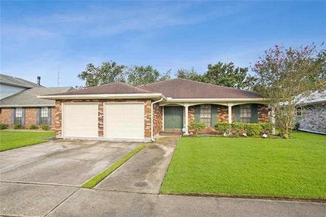 11 Echezeaux Drive, Kenner, LA 70065 (MLS #2310017) :: Parkway Realty