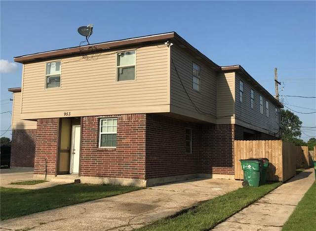 953 E Monterey Court, Gretna, LA 70056 (MLS #2310035) :: Turner Real Estate Group