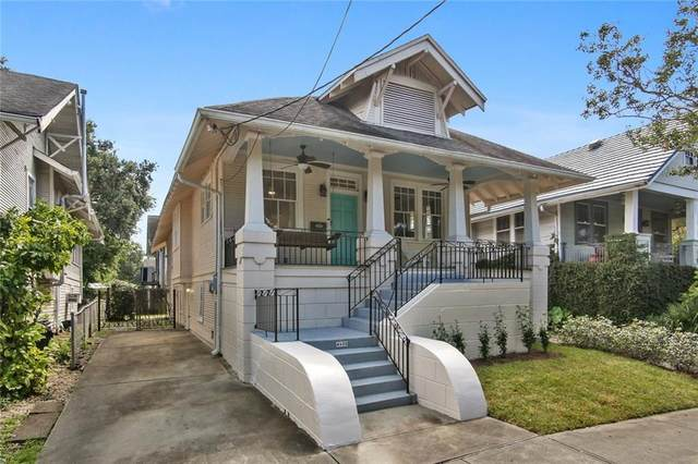 4122 Fontainebleau Drive, New Orleans, LA 70125 (MLS #2310055) :: Satsuma Realtors