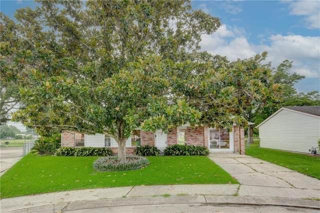 420 Fairview Drive, La Place, LA 70068 (MLS #2310078) :: United Properties