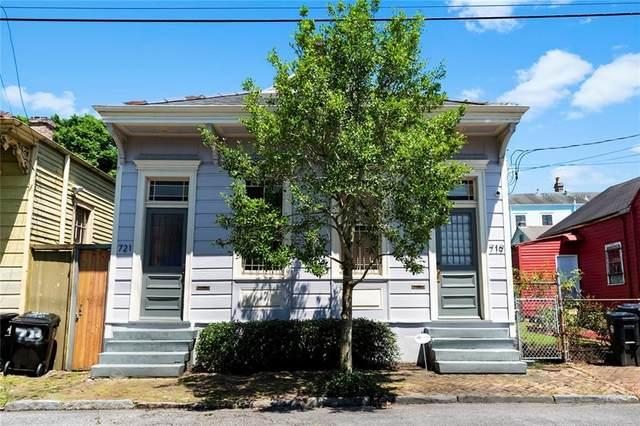 719 21 Montegut Street, New Orleans, LA 70117 (MLS #2310079) :: Satsuma Realtors