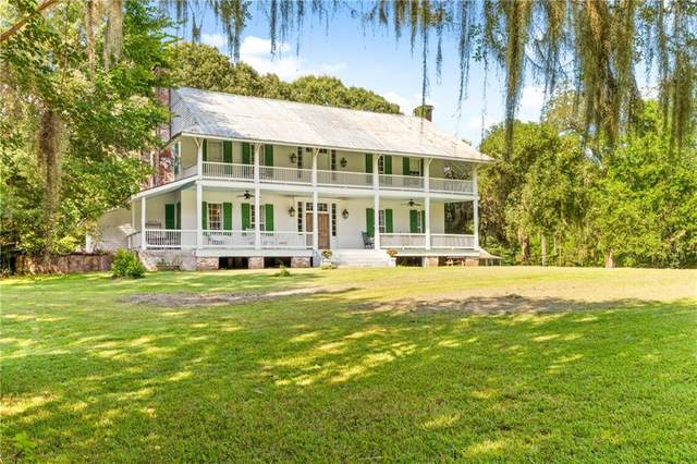 348 Greenwood Plantation Road, Woodville, MS 39669 (MLS #2310093) :: Top Agent Realty
