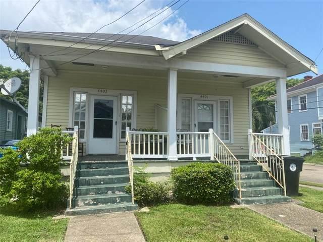 4401 03 Walmsley Avenue, New Orleans, LA 70125 (MLS #2310104) :: Satsuma Realtors