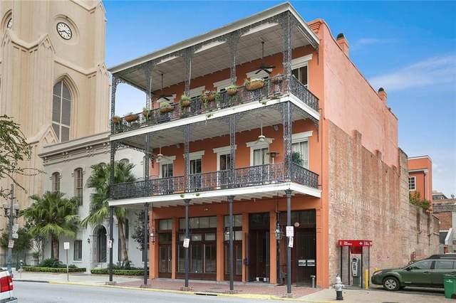 730 Camp Street, New Orleans, LA 70130 (MLS #2310105) :: Turner Real Estate Group