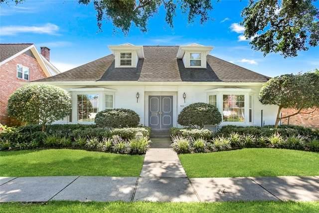 3621 Ridgeway Drive, Metairie, LA 70002 (MLS #2310139) :: Turner Real Estate Group