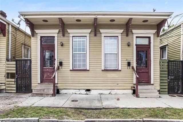 2427 29 Freret Street, New Orleans, LA 70113 (MLS #2310173) :: Satsuma Realtors