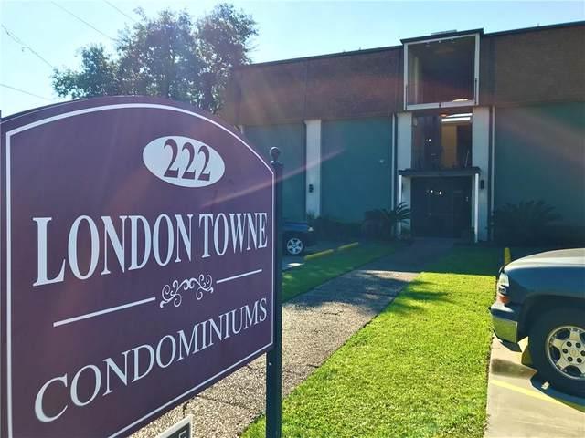 222 London Avenue #210, Metairie, LA 70005 (MLS #2310208) :: Turner Real Estate Group