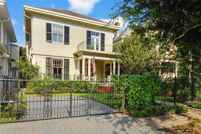 1833 Milan Street, New Orleans, LA 70115 (MLS #2310231) :: Turner Real Estate Group