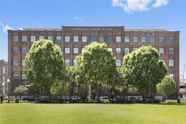 1107 S Peters Street #519, New Orleans, LA 70130 (MLS #2310340) :: Turner Real Estate Group