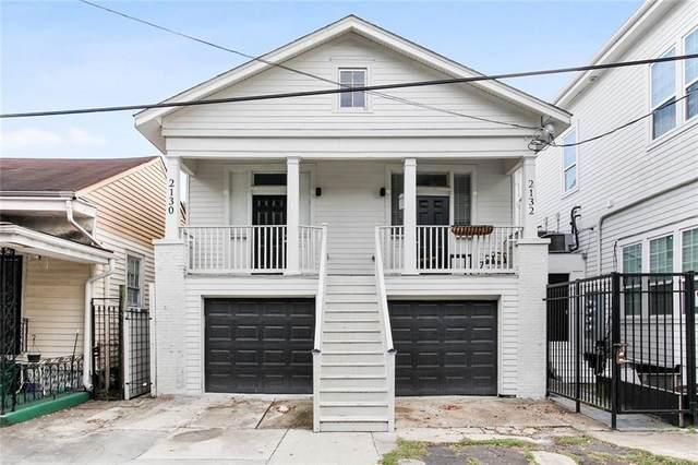 2130 32 Laurel Street, New Orleans, LA 70130 (MLS #2310380) :: Satsuma Realtors