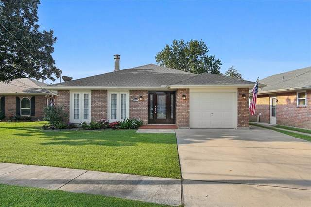 4432 Jasper Street, Metairie, LA 70006 (MLS #2310456) :: United Properties